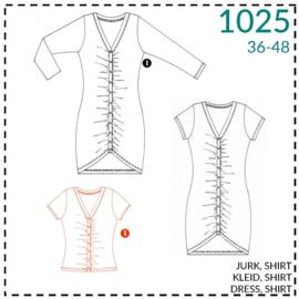 1025, Shirt: 1 - einfach
