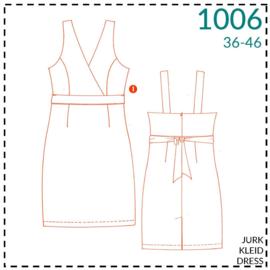 1006, dress: 1 - easy