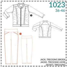 1023, Hose: 1 - einfach