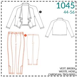 1045, Hose: 1 - einfach
