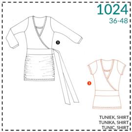 1024, Shirt: 1 - einfach