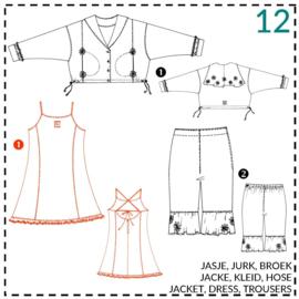 12, jurkje: 1 - makkelijk