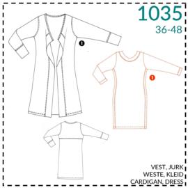 1035, dress: 1 - easy