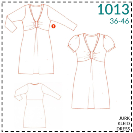 1013, dress: 1 - easy