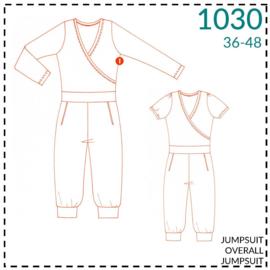1030, jumpsuit: 1 - makkelijk