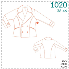 1020, jacket: 2 - little experience