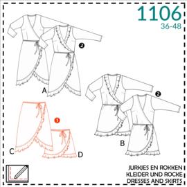 1106, rokjes: 1 makkelijk