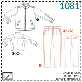 1081, Hose: 3 - gefördert