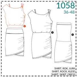 1058, Top: 1 - einfach