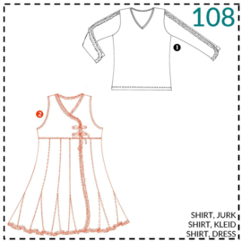 108, jurk: 2 - beetje ervaring