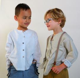 170, blouse: 2 - beetje ervaring