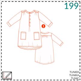 199, tuniek:  1 - makkelijk