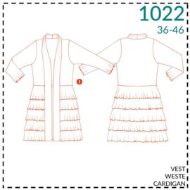 1022, vest: 1 - makkelijk