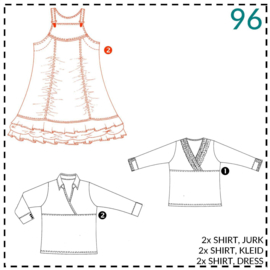 96, jurk: 2 - beetje ervaring