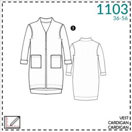 1103, vest: 1 - makkelijk