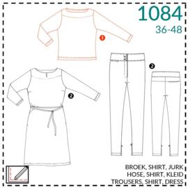 1084, Shirt: 1 - einfach