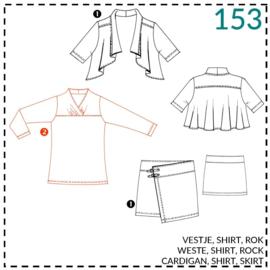 153, shirt: 2 - beetje ervaring