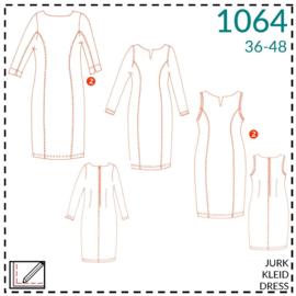 1064, jurken: 2 - beetje ervaring
