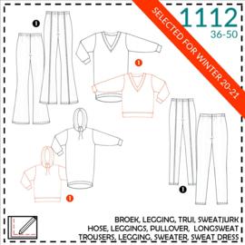 1112, trui: 1 - makkelijk