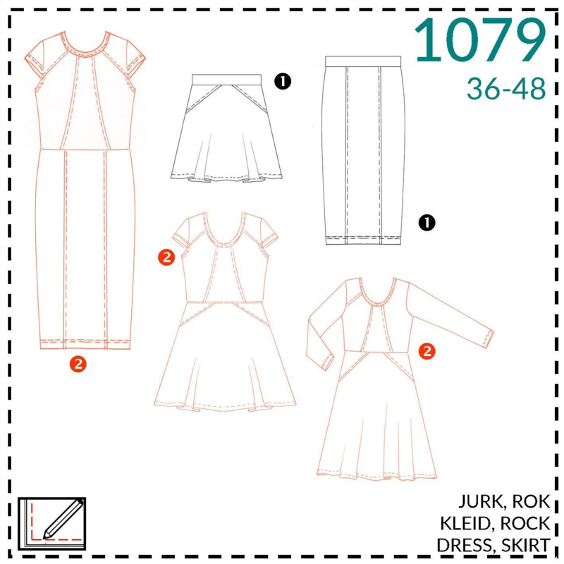 1079, dresses: 2 - little experience