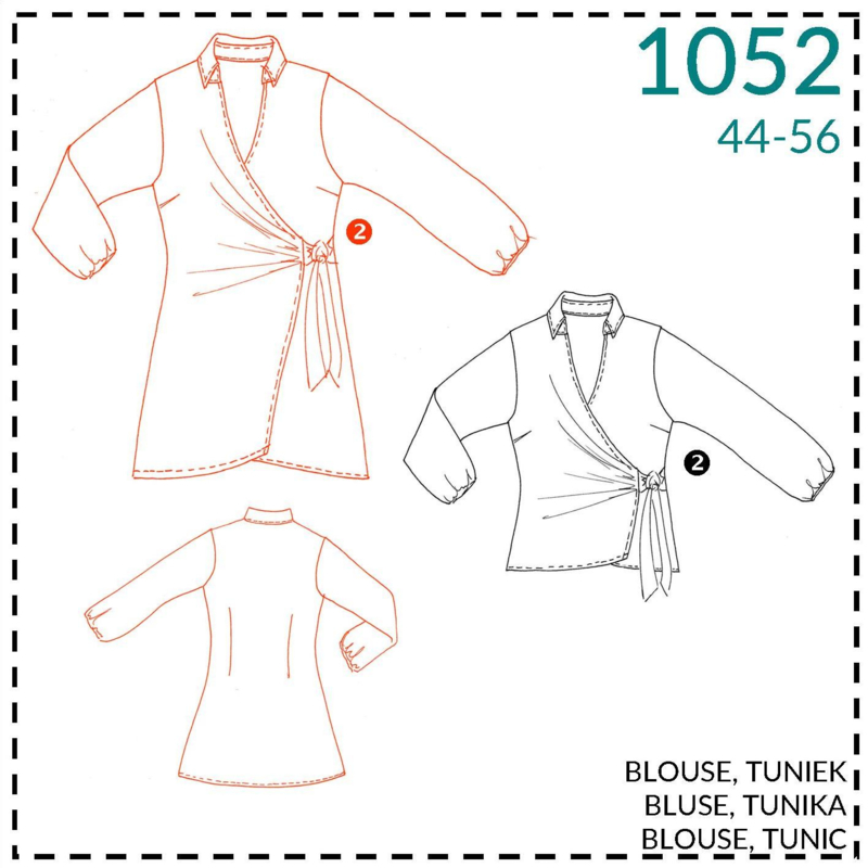 1052, tuniek: 2 - beetje ervaring