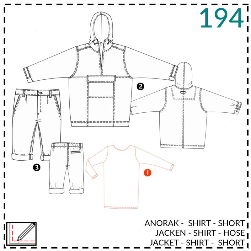 194, shirt: 1 - makkelijk