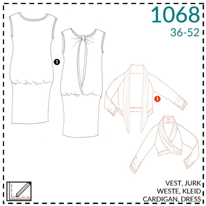 1068, vest: 1 - makkelijk
