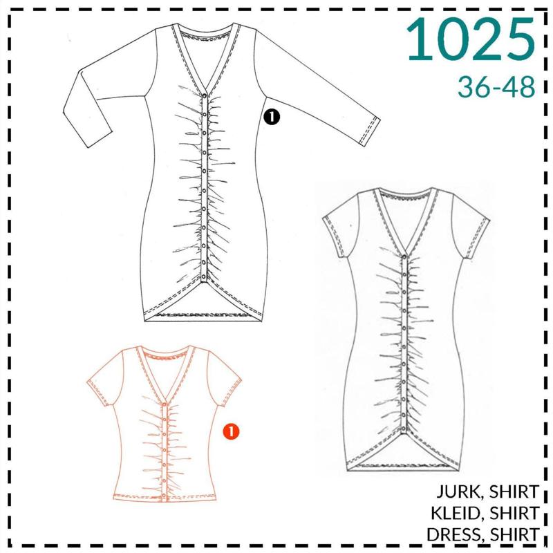 1025, shirt: 1 - makkelijk
