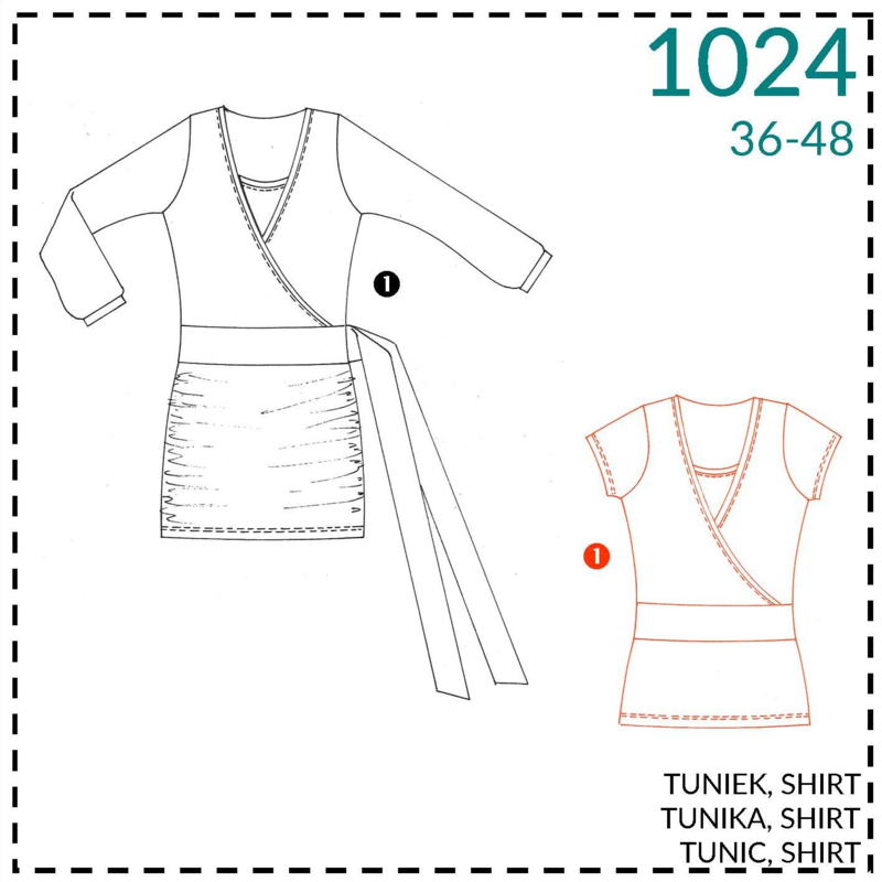 1024, shirt: 1 - makkelijk