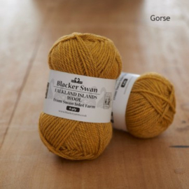 Blacker Swan 4-ply Gorse