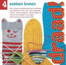 Draad! 4 - Sokken Breien