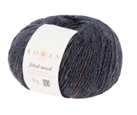 Felted Tweed Carbon - 159