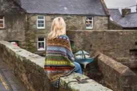 Shetland series shawl