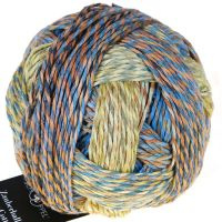 Zauberball Crazy Cotton - Urgestein 2366