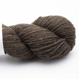 Reborn wool recycled - Olive Melange