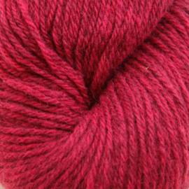 Embla – Ullgarn, melert dyp rosa
