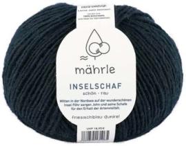 Inselschaf - Friesischblau Dunkel