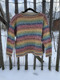 Sheep trail sweater