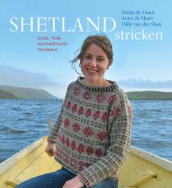 Shetland stricken (Duits)