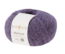 Felted Tweed Amethyst - 192