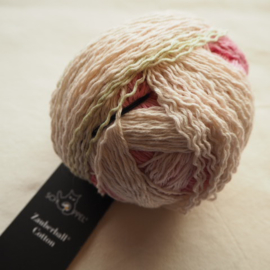 Zauberball Cotton - Rosige Zeiten  2340