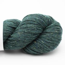 Reborn wool recycled - Dark Green Melange 12