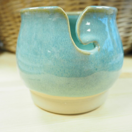 Yarn Bowl - Blue