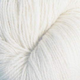 Ask – bleket hvit