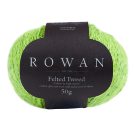 Felted Tweed - Lime 213