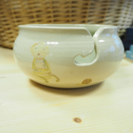 Yarn Bowl - Scheep low