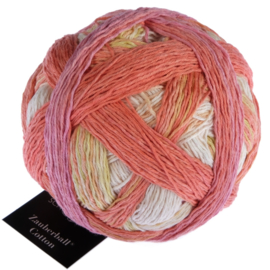 Zauberball Crazy Cotton - Frülingsanfang 2441