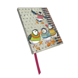 Emma Ball - Year planner - Woolly Puffins
