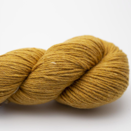 Reborn wool recycled - Mustard Yellow