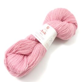 Ask - Ullgarn, rosa 6121